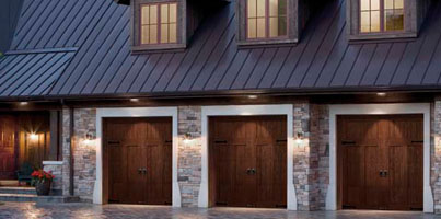 An example of our residential garage doors in Orland Park, IL
